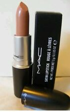 MAC LIPSTICK SATIN LIPSTICK - PEACHSTOCK NUDE NEW 100% genuine