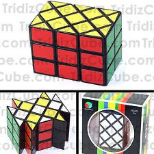 3x3x3 DianSheng Black Brick Cube 3x3 Shape Mod Twisty Puzzle Toy - US SELLER -