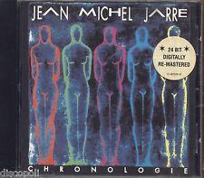 JEAN MICHEL JARRE - Chronologie - CD 1997 USATO OTTIME CONDIZIONI