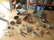 1984 Honda GL1200 Crankshaft Oiler Engine Cover Radiator Main Shaft Parts Lot #2