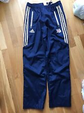 Adidas Gran Bretaña Athletics equipo Impermeable Transpirable inferior Talla 32