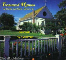TREASURED HYMNS FROM GOLDEN YEARS CASSETTE TAPES 20 FAVORITE INSPIRATIONAL HITS