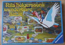Nils Holgerson wunderbare Reise! Ein Spiel von Ravensburger , sehr Selten