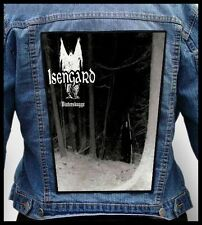 ISENGARD - Vinterskugge  --- Giant Backpatch Back Patch