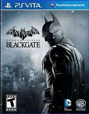 Batman: Arkham Origins Blackgate PSV New PlayStation Vita, playstation_vi