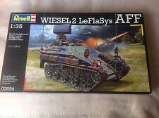 Revell 1:35 Scale Wiesel 2 Leflasys AFF