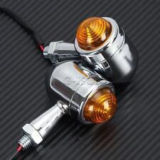Bullet Turn Signals Light For Honda Shadow Sabre VT VF 700 750 1100