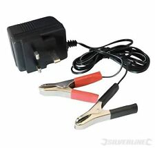 Motorcycle 12V Battery Trickle Charger