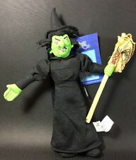 "The Wizard of Oz 10"" Wicked Witch Plush Doll Nanco Collectible Character 7H"