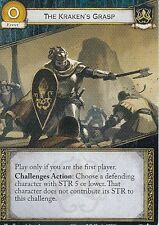3 x The Kraken's Grasp AGoT LCG 2.0 Game of Thrones Core set 82