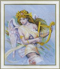 Cross Stitch  Kit Angel Muse