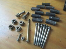 Husqvarna 1982 - 1984 250WR WR 250 1982 - 1983 250XC XC 250 Bolts & Spacers Lot