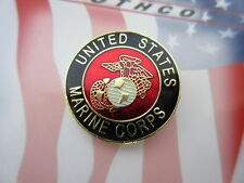 Usmc Corps des Marines a cap pin us army bonnets insigne wk2 wwii