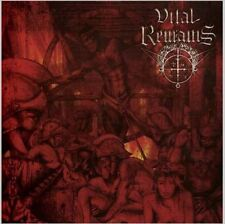 VITAL REMAINS DECHRISTIANIZE BRAND NEW SEALED CD