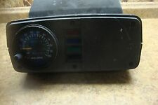 1995 Polaris Indy Sport Touring Snowmobile Speedometer Gauges Headlight Dash L11