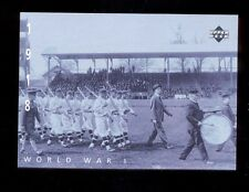 1994 UD Upper Deck WORLD WAR I American Epic Ken Burns Baseball Card