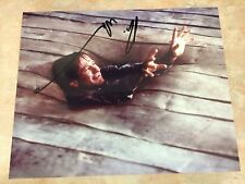 Robin Williams HAND SIGNED in Person Autograph on Jumanji Movie Photo AFTAL COA