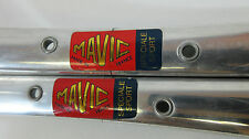 MAVIC Speciale Sport road bike tubular rim pair, 36H NOS, 700c