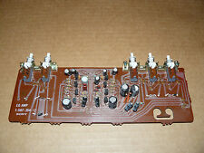 EQ amp control board for Sony TA-F3A amplifier ORIGINAL PART + mounting screws