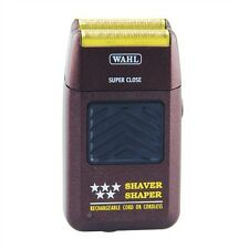 WAHL 5 STAR Cord/Cordless Shaver/Shaper 8061-100 Bump Free