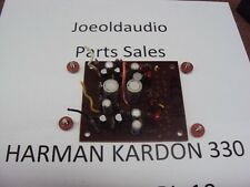 Harman Kardon Three Thirty Original Phono Board PR-7 Tested Parting Out 330