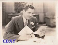 Warner Baxter sexy VINTAGE Photo Daddy Long Legs