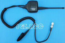 Hand held Portable BNC Speaker/Mic/Antenna For Motorola Radio GP329 GP338 GP339