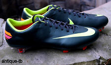 NIKE MERCURIAL VAPOR VIII FG SOCCER CLEATS MEN'S 9 NEW FOOTBALL BOOTS 2012 RARE