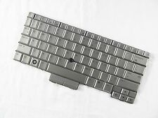 New Original HP Compaq 2710p silver US Laptop Keyboard 90.4R807.S01