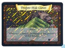 Harry Potter TCG Diagon Alley Dragon-Hide Gloves FOIL 6/80
