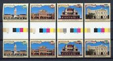 40738) AUSTRALIA 1992 MNH** Goldrush era 4v gutter pair