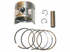 Yamaha SR125 piston kit + 0.50mm o/s (82-03) bore size 57.50mm + XT125 (82-83)