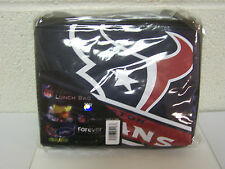 Houston Texans NFL Team Logo Insulated Lunch Bag 6 Pack Cooler