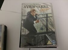 A View To A Kill - Official UK DVD NEW & SEALED