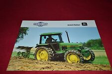 John Deere 2040S Tractor Dealers Brochure AMIL11 In Dutch ver4