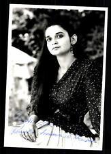 Romelia Assenowa Lichtenstein Autogrammkarte Original Signiert ## BC 35292