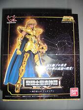 Seiya myth cloth gold or EX Leo lion Aiolia HK / chevaliers zodiaque