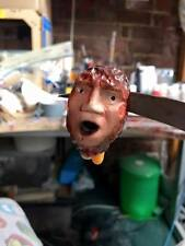 Elm Street Little Rick Meatball Replica - Fits on end of Freddy Glove blade