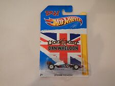 Hot Wheels 2012 New Models Lionheart Dan Wheldon DW-1