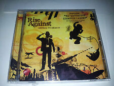 cd musica rock rise against appeal to reason