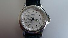 Oris Sporty Elegance Pointer Date 38mm mens automatic watch swiss rare