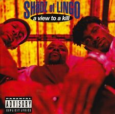 SHADZ OF LINGO - A View To A Kill [PA](CD 1994) USA Import EXC RARE 90s Hip Hop
