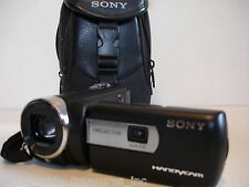 Sony Handycam DCR-PJ5 Camcorder Projector Dolby Digital AC Cable Bonus Sony Bag