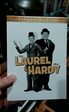 Laurel  Hardy:The Essential Collection(DVD, 2011,10-Disc Set)Like NEW - Free S&H