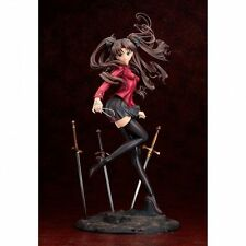 Anime Fate/Stay Night Tohsaka Rin Unlimited Blade Works Ver. 1/7 Figure 27cm