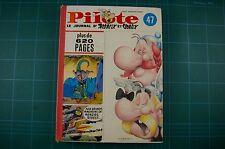 Pilote 47: le Journal D'Asterix et Obelix - Uderzo etc: HB Good RARE