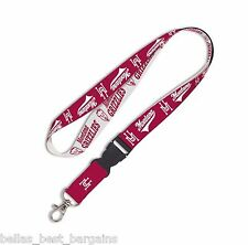 "Montana Grizzlies 3/4"" Vault Lanyard ID Badge Holder w/Breakaway Clip"