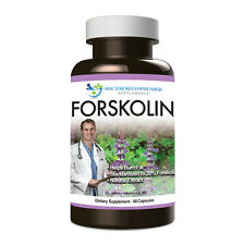Forskolin - 250mg dosage (90/125mg Caps) - 20% Std - Extra Strength Weight Loss