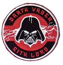 STAR WARS - Darth Vader - Sith Lord - Aufnäher / Patch - Neu  -  #9143