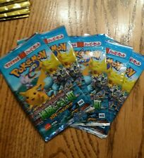 Pokemon Japanese McDonald's Sealed Promo Booster Pack (Pikachu, Zapdos, Umbreon)